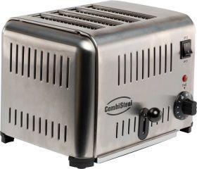 Toaster / Broodrooster 4 Combisteel 7455.1635