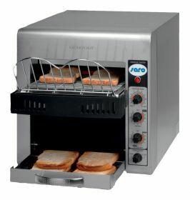 Toaster / Broodrooster Doorloop Model Christian Saro 175-4000