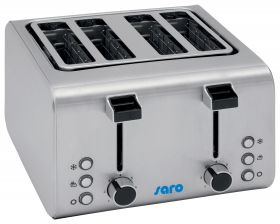 Toaster Broodrooster Model ARIS 4 Saro 282-1055