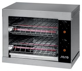 Toaster Broodrooster model BUSSO T2 Saro 172-1210