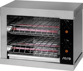 Toaster / Broodrooster Model Busso T2 Saro 172-1210