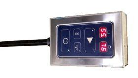 Vaatwasser / Vaatwasmachine Afstandsbediening Tbv 7280.0050-0055-0060 Combisteel 7280.0108