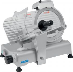 Vlees-snijmachine Elektrisch snijmachine modell LIVORNO Saro 418-1003