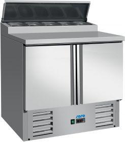 Voorbereidingstafel FRAN 2-deur Saro 323-1100