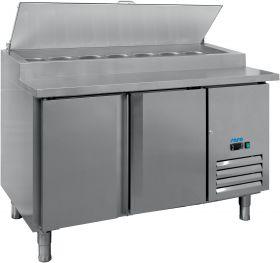 Voorbereidingstafel met ventilator model SH 2070 Saro 323-3235