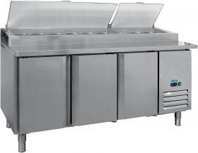Voorbereidingstafel met ventilator model SH 3070 Saro 323-3240