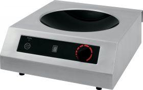 Wok inductie kookplaat COLDFIRE CW 25 Saro 301-1020