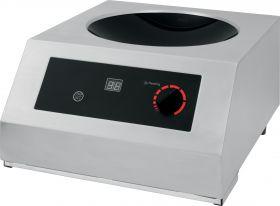 Wok inductie kookplaat COLDFIRE CW 35 Saro 301-1025