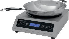 Wok inductie kookplaat incl. Wok model LOUISA Saro 360-3000