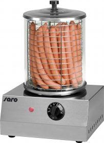Worstwarmer / Hot Dog Apparaat Koker Warmer Model Cs-100 Saro 172-1060