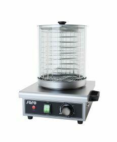 Worstwarmer / Hot Dog Apparaat Koker Warmer Model Hw 1 Saro 443-1015