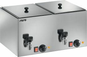 Worstwarmer / Hot Dog Apparaat Worstenwarmer Modell Hd200 Saro 172-3055