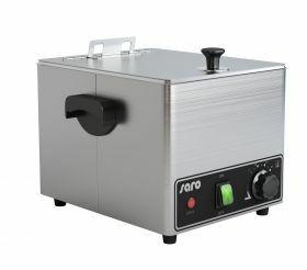 Worstwarmer / Hot Dog Apparaat Worstenwarmer Modell Lyria Saro 443-1085
