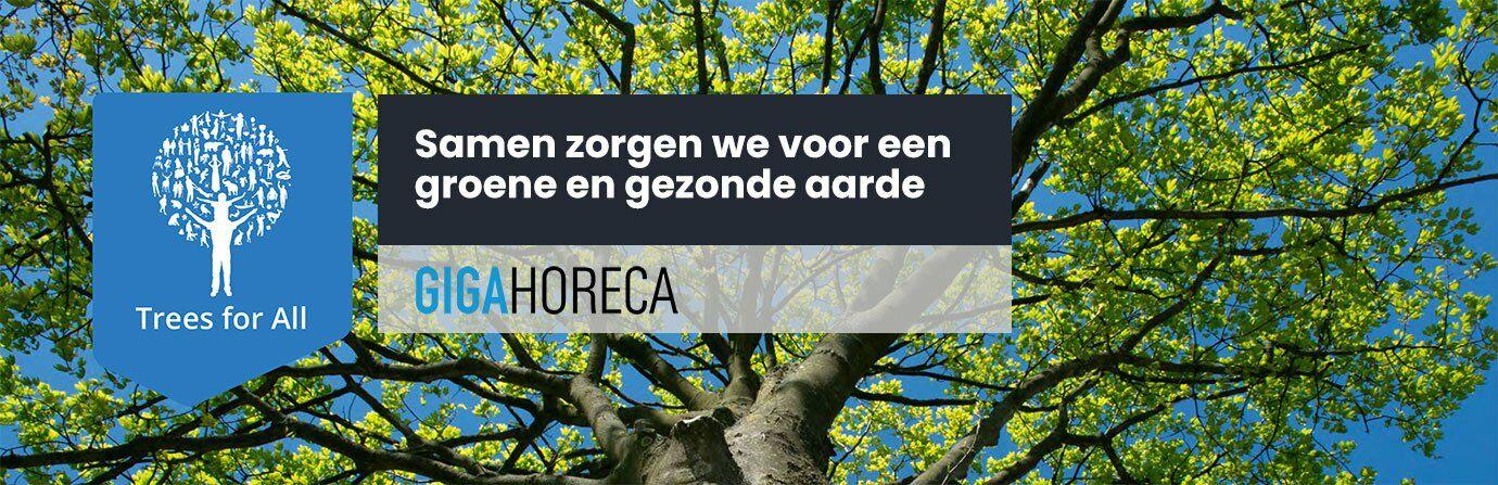 Trees for All en Giga Horeca